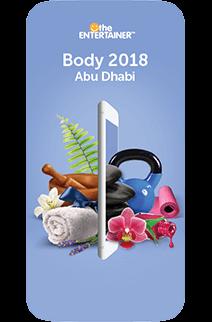 Abu Dhabi Body 2018</li>