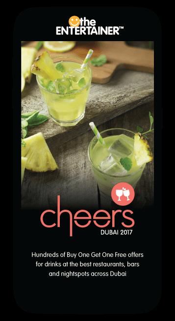 Cheers Dubai 2017</li>