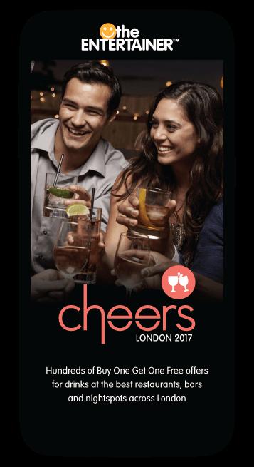Cheers London 2017