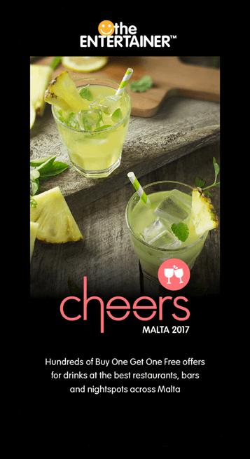 Cheers Malta 2017