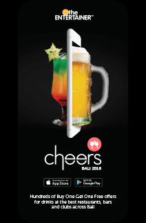 Cheers Bali 2018