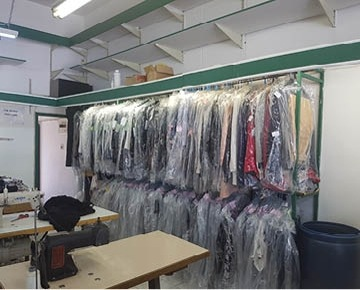 Eden Tailors & Dry Cleaners is a family-owned business, established for more than 20 years. Situated in the heart of Edenvale, services include alterations for clothing as well as stitching. They believe in affordable quality service.