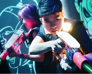 Laser Battle is the largest laser tag chain in South East Asia with branches in all the major cities of Malaysia. If you are going to play laser tag, Laser Battle offers features that no other laser tag centre has! You will never feel bored with more than 40 different multi and single player game modes ranging from standard to advanced. Experience the real laser tag mode when you play at Laser Battle with a highly visible laser beam!