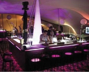 The Bar Hire provides mobile bars and professional staff for any occasion from private parties to major outdoor events.