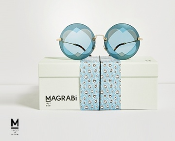 Magrabi Optical is committed to providing customers with the best optical services, employing highly qualified staff who are ready to attend to customers' needs when it comes to vision correction. In addition to ensuring high-quality and tailored optical care, the chain offers shoppers an unrivalled selection of the world's finest prescription spectacles and sunglasses.