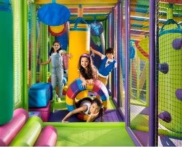 • The leading family entertainment center in the region 