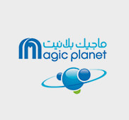 Magic Planet Logo