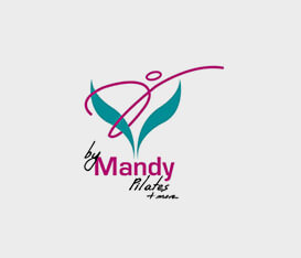 PILATES BY MANDY Logo