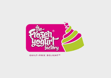 Frozen-Yogurt Logo