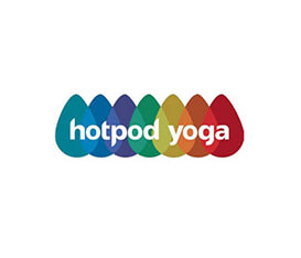 HotPod-Yoga Logo