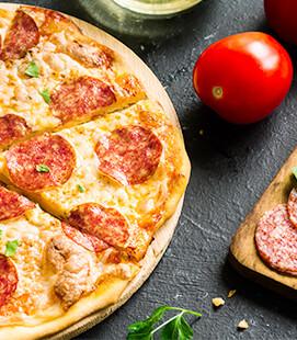 Piza-Vino