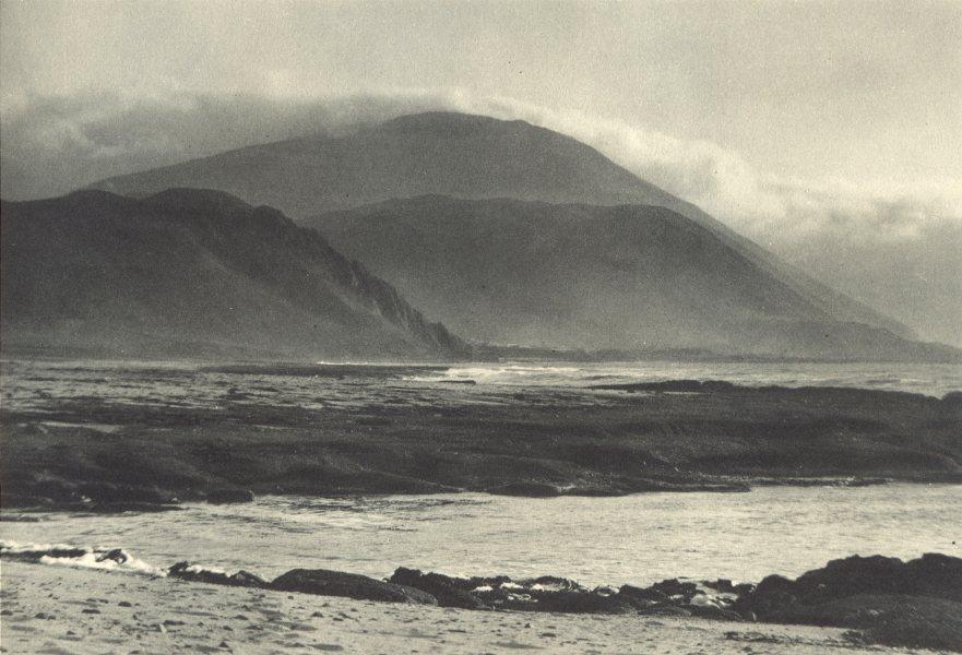 Enterreno - Fotos históricas de chile - fotos antiguas de Chile - Bahía de Coloso en 1932