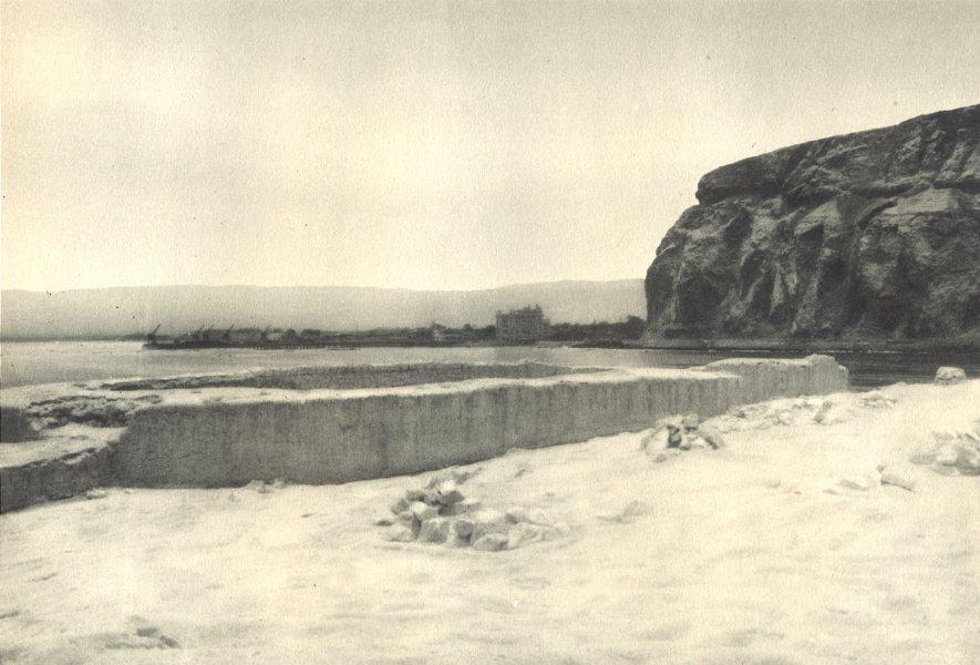 Enterreno - Fotos históricas de chile - fotos antiguas de Chile - Morro de Arica en 1932