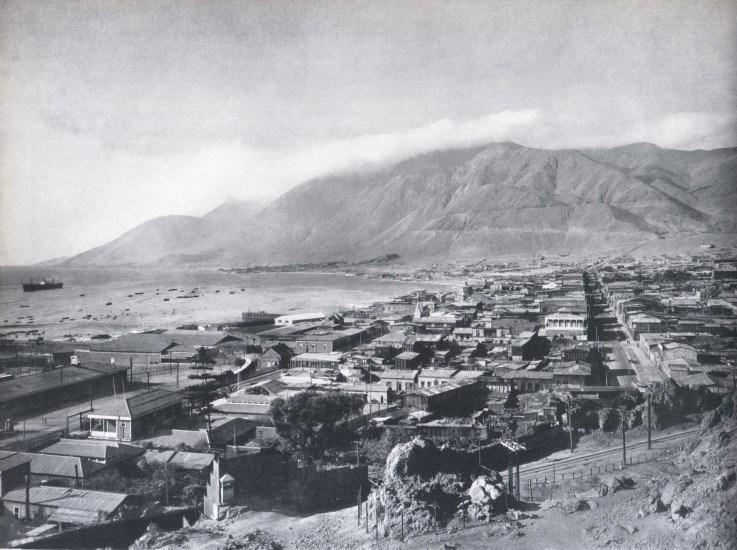 Enterreno - Fotos históricas de chile - fotos antiguas de Chile - Tocopilla 1959