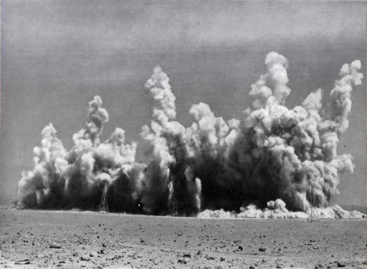 Enterreno - Fotos históricas de chile - fotos antiguas de Chile - Salitrera Maria Elena 1959