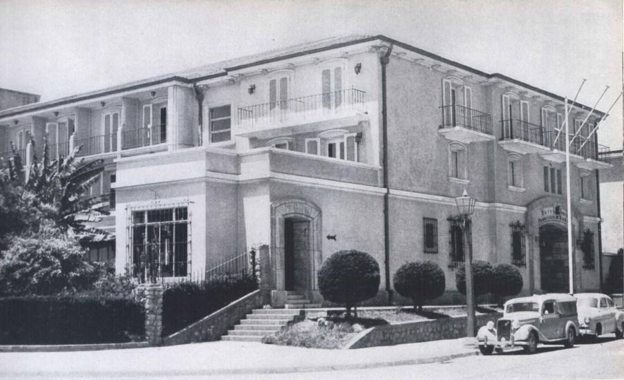 Enterreno - Fotos históricas de chile - fotos antiguas de Chile - La Serena en 1959