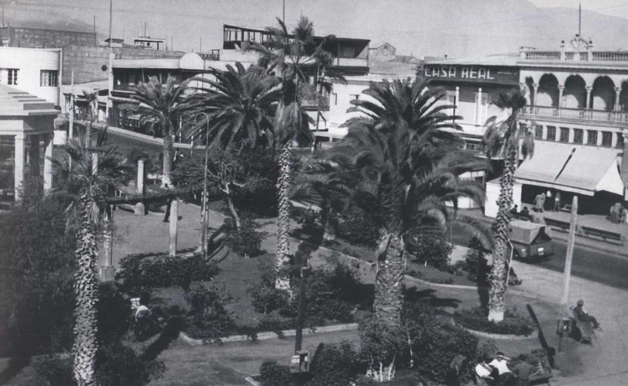 Enterreno - Fotos históricas de chile - fotos antiguas de Chile - Iquique 1959