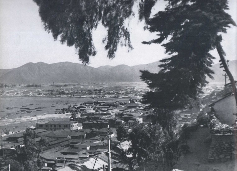 Enterreno - Fotos históricas de chile - fotos antiguas de Chile - Coquimbo 1959
