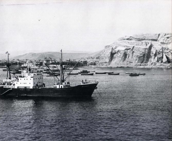 Enterreno - Fotos históricas de chile - fotos antiguas de Chile - Arica 1959
