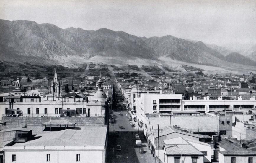 Enterreno - Fotos históricas de chile - fotos antiguas de Chile - Antofagasta 1959