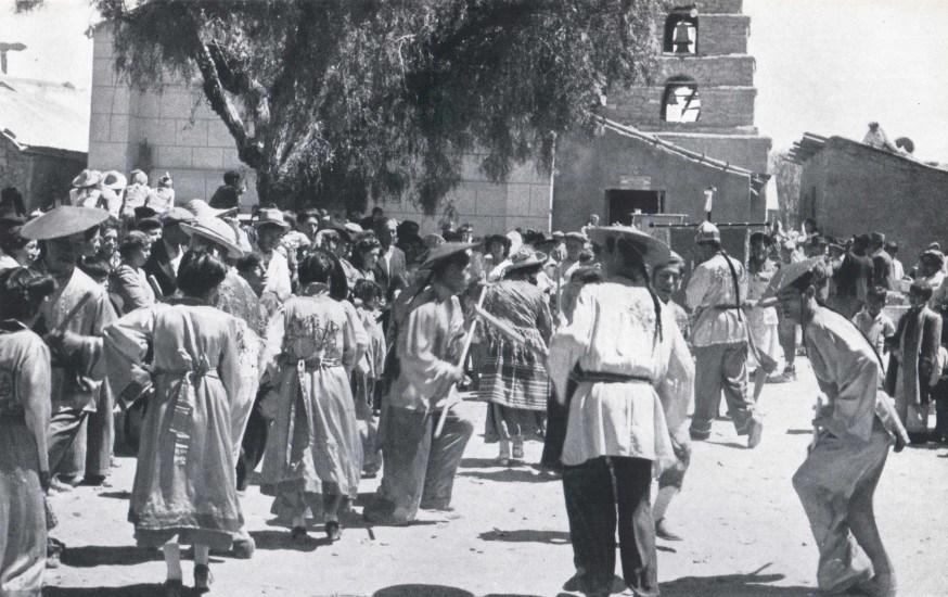 Enterreno - Fotos históricas de chile - fotos antiguas de Chile - Aiquina 1959
