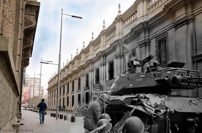 Resultado de imagen para david burnett fotos chile 11 septiembre