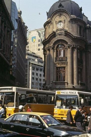 Enterreno - Fotos históricas de chile - fotos antiguas de Chile - Barrio La Bolsa en 1995