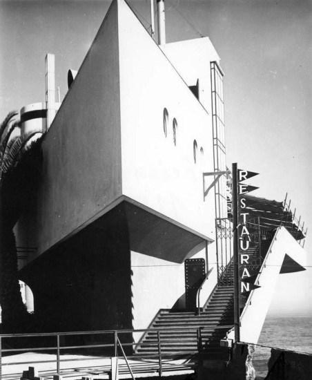 Enterreno - Fotos históricas de chile - fotos antiguas de Chile - Primer año del Cap Ducal, 1936