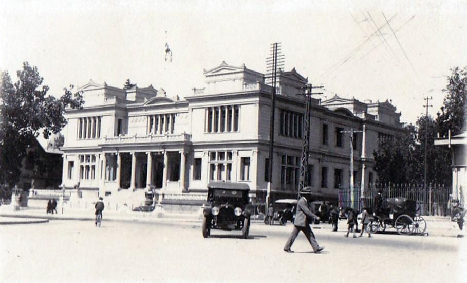 Enterreno - Fotos históricas de chile - fotos antiguas de Chile - Club Viña del Mar en los años '20s.