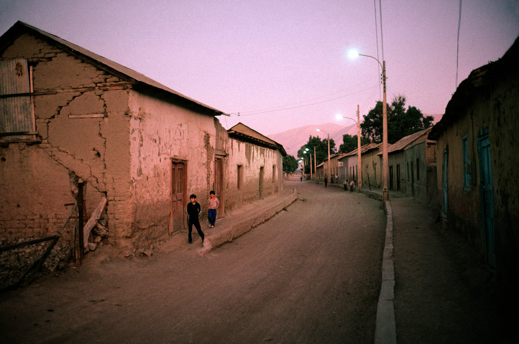 Enterreno - Fotos históricas de chile - fotos antiguas de Chile - Norte de Chile en 1987