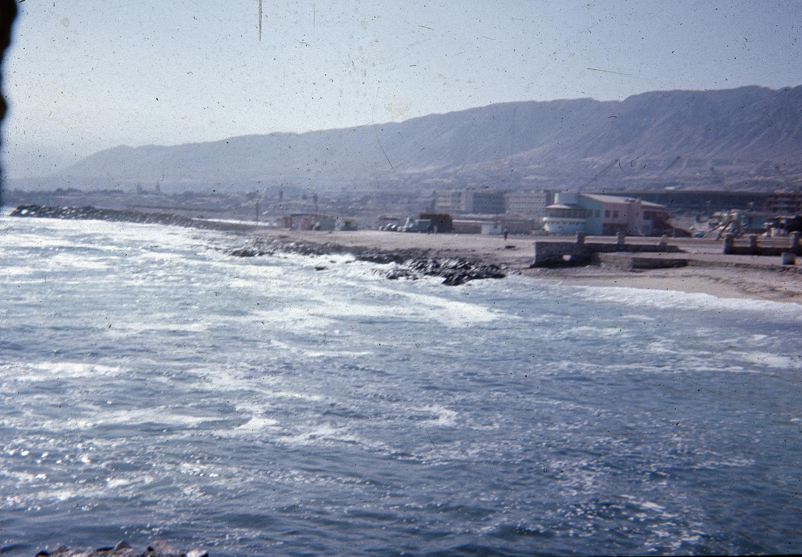 Enterreno - Fotos históricas de chile - fotos antiguas de Chile - Antofagasta años 60's