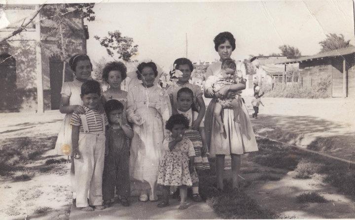 Enterreno - Fotos históricas de chile - fotos antiguas de Chile - Plaza Buzeta de Cerrillos en 1962