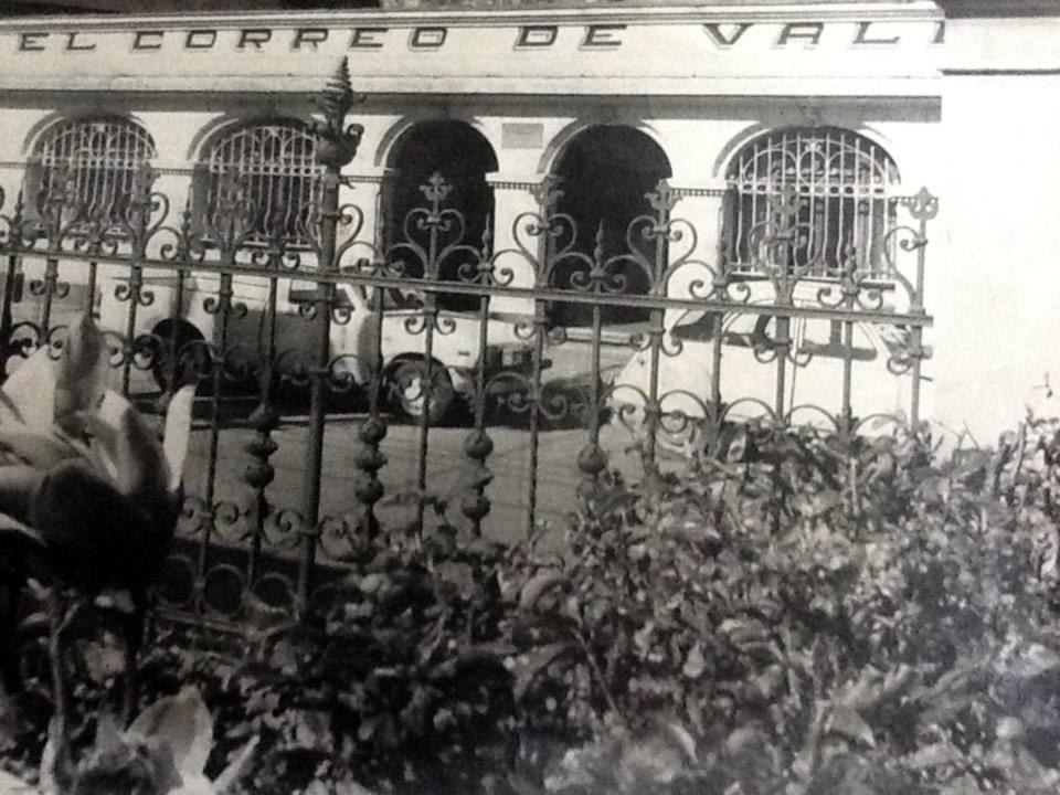 """Enterreno - Fotos históricas de chile - fotos antiguas de Chile - Periódico """"El Correo de Valdivia"""", 1971"""