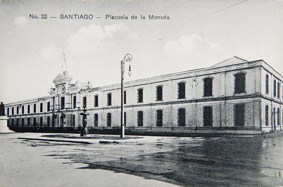 Enterreno - Fotos históricas de chile - fotos antiguas de Chile - Ministerio de Guerra y Marina ca. 1910