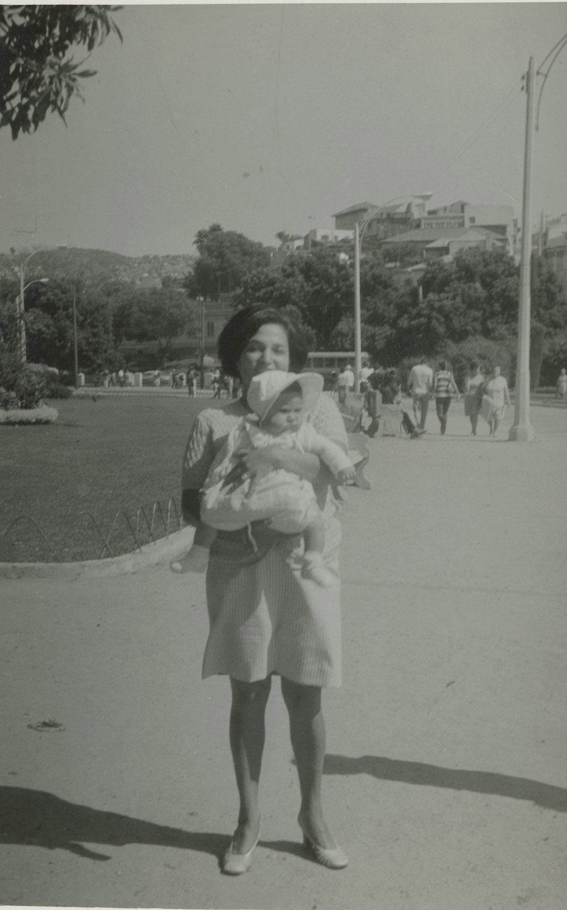 Enterreno - Fotos históricas de chile - fotos antiguas de Chile - Viña del Mar en 1969