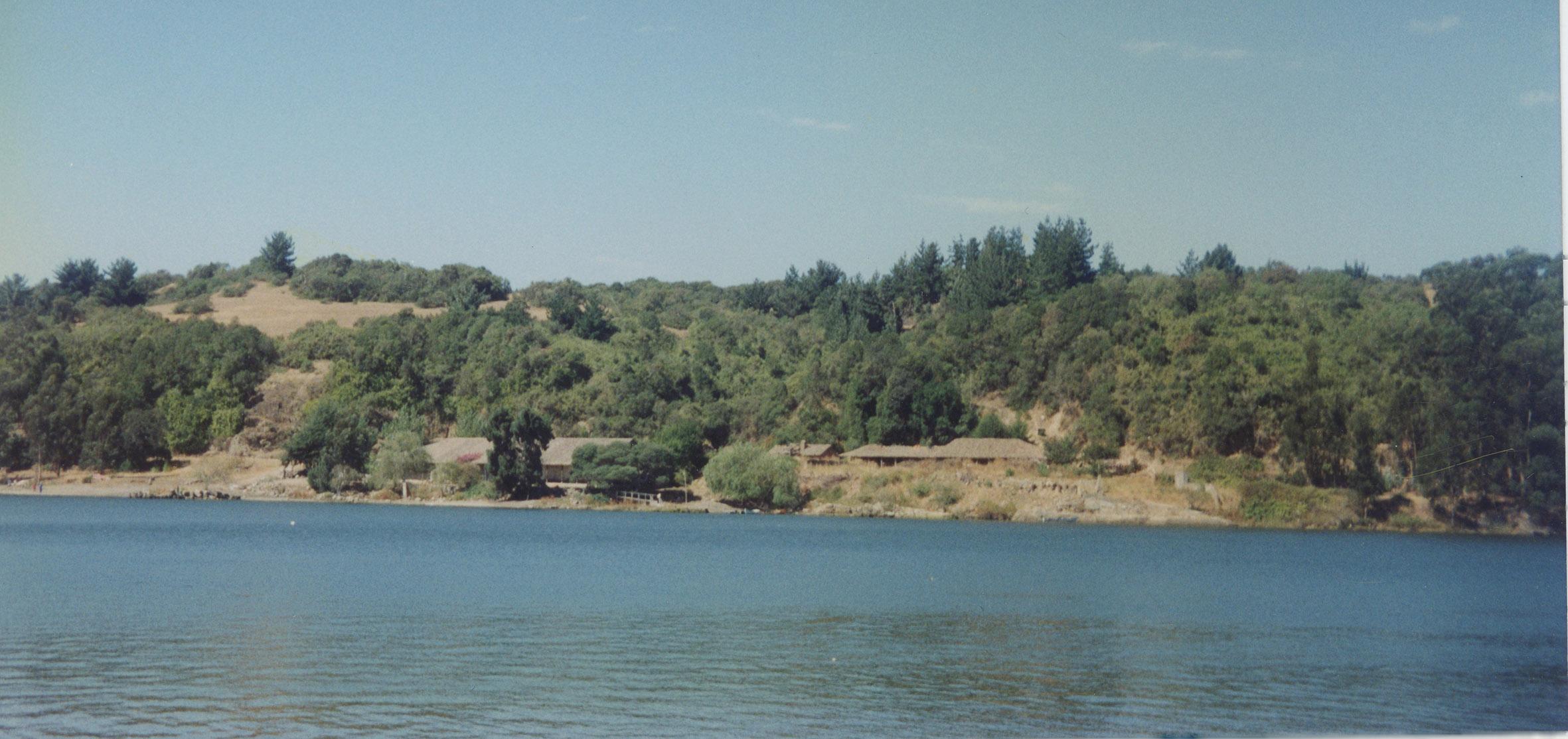 Enterreno - Fotos históricas de chile - fotos antiguas de Chile - Río Maule en los años 90