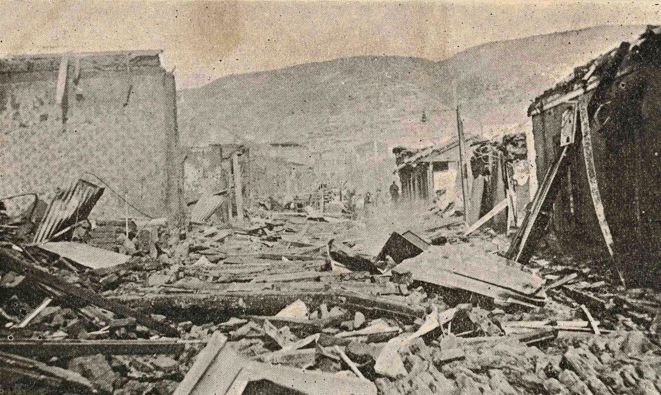 Enterreno - Fotos históricas de chile - fotos antiguas de Chile - El Almendral de valparaíso en 1906