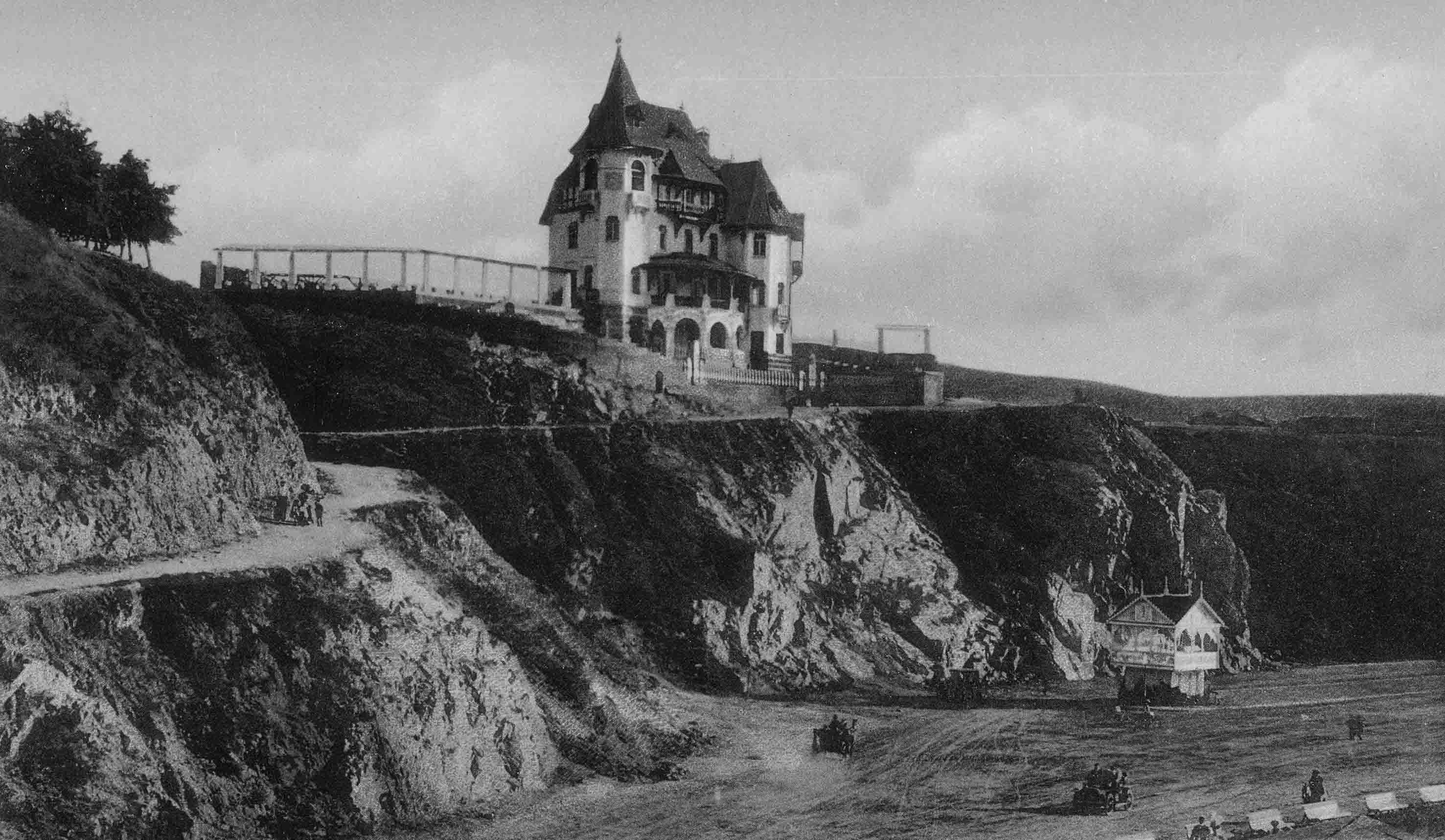 Enterreno - Fotos históricas de chile - fotos antiguas de Chile - Miramar en Viña del Mar ca. 1910