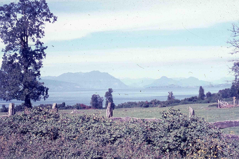 Enterreno - Fotos históricas de chile - fotos antiguas de Chile - Sur de Chile en los años 80