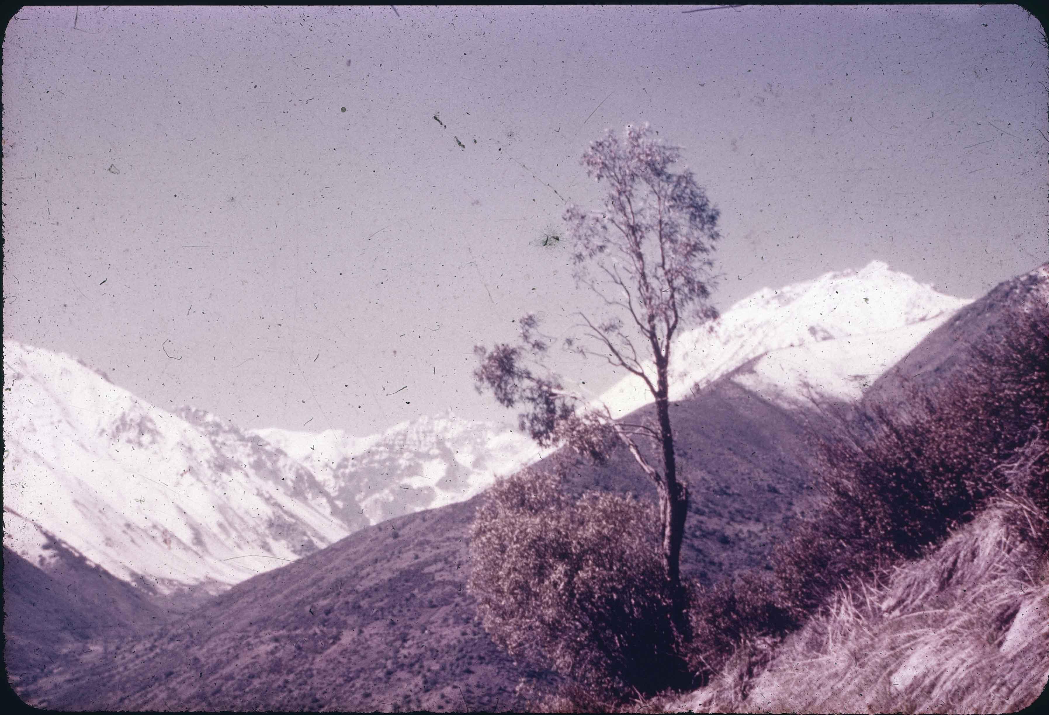 Enterreno - Fotos históricas de chile - fotos antiguas de Chile - Lugar desconocido en los años 60s
