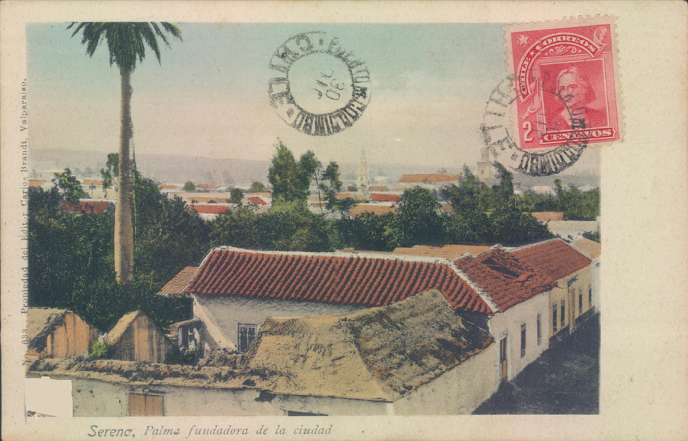 Enterreno - Fotos históricas de chile - fotos antiguas de Chile - La Serena en 1905