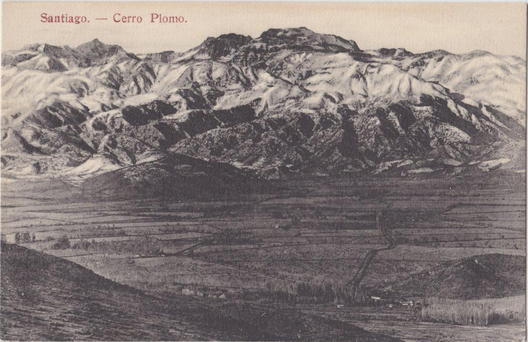 Enterreno - Fotos históricas de chile - fotos antiguas de Chile - Las Condes hacia 1910