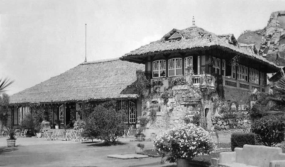 Enterreno - Fotos históricas de chile - fotos antiguas de Chile - Casino Cumbre 3n 1922