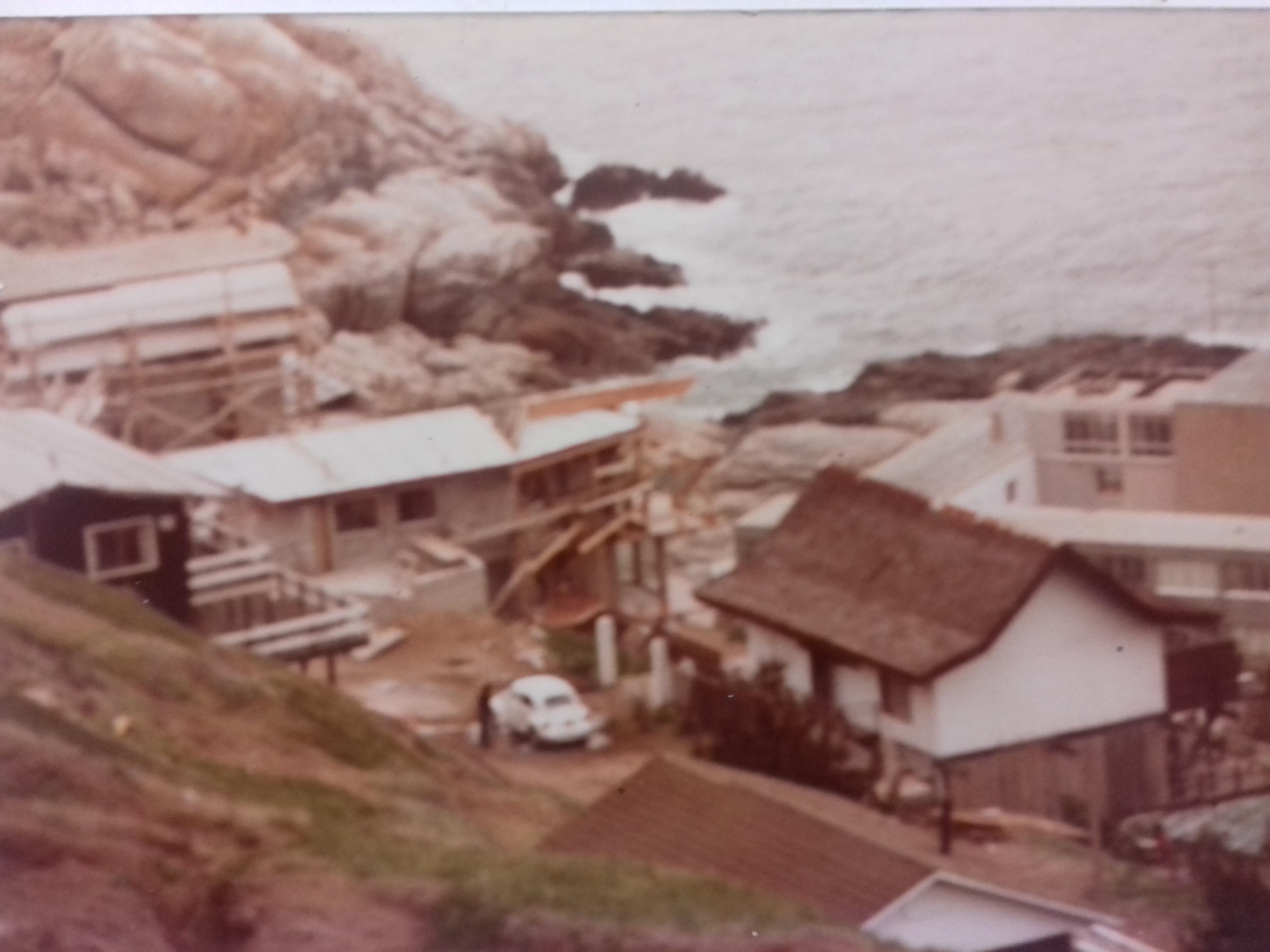Enterreno - Fotos históricas de chile - fotos antiguas de Chile - Viña del Mar, 1982