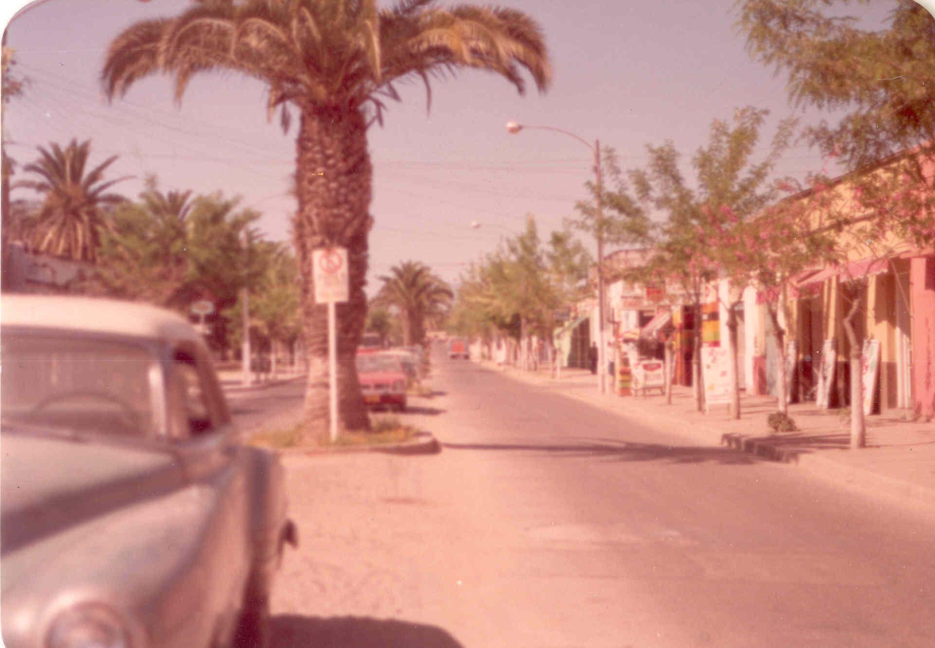 Enterreno - Fotos históricas de chile - fotos antiguas de Chile - Melipilla 1980