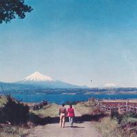 Lago rupanco y volcan osorno