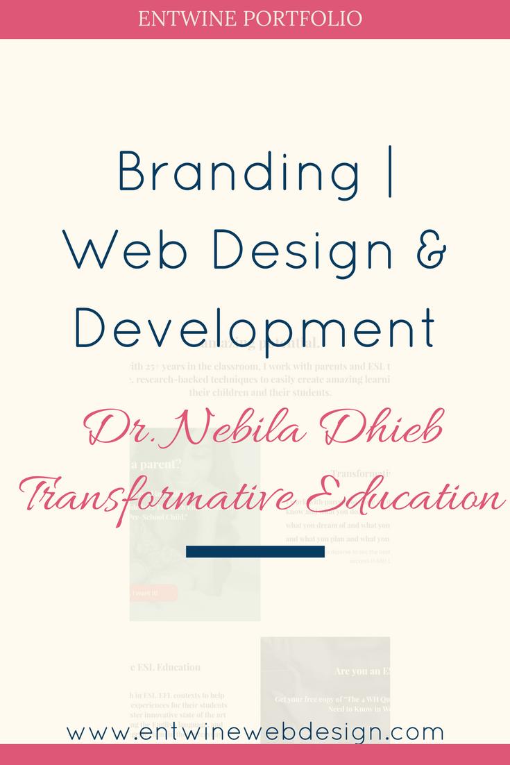 Web Design & Development | Dr. Nebila Dhieb