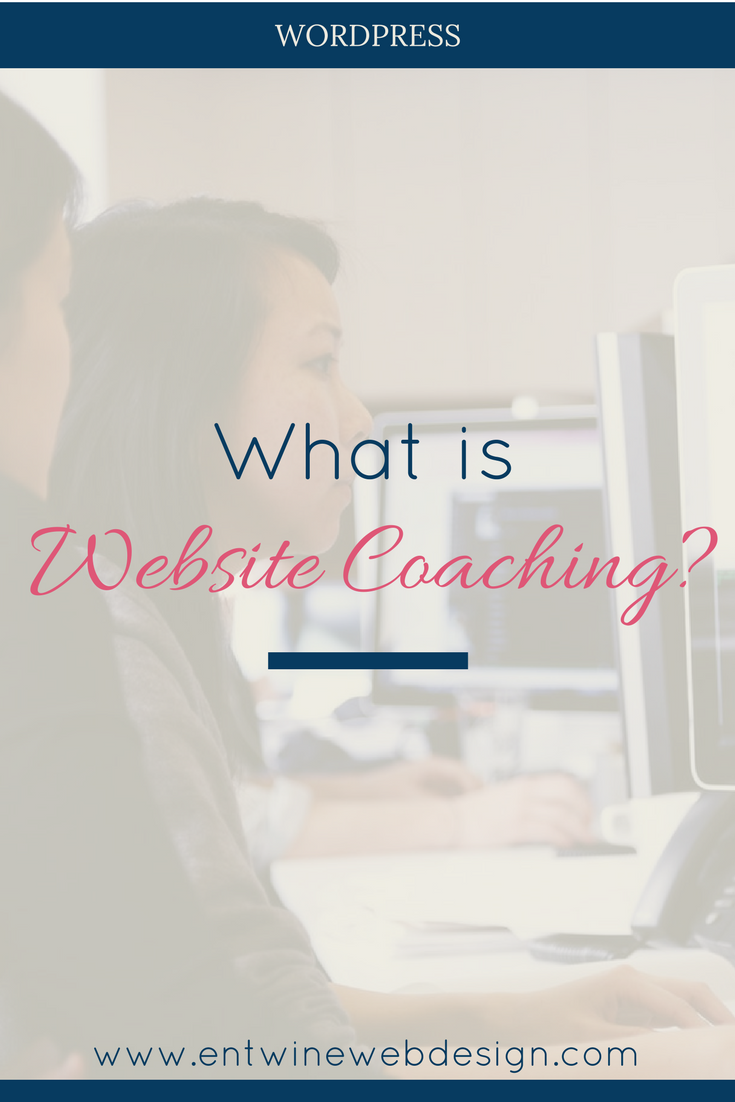 What is Website & WordPress Coaching?