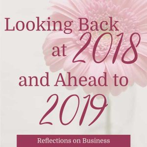 2018 review blog graphic