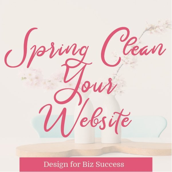 streamline your website content graphic